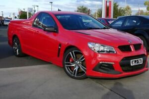 2016 Holden Special Vehicles Maloo Gen-F2 MY16 R8 LSA Red 6 Speed Sports Automatic Utility