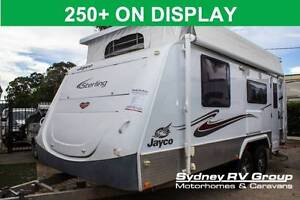 2011 Jayco Sterling Pop Top CU921, Island Bed + Ensuite Combo Penrith Penrith Area Preview