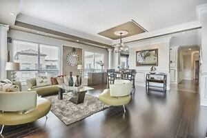 WHAT A CONDO - WOWWWW...... Thornhill , TTC access