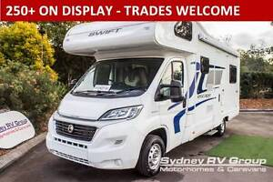 W70029 Swift Escape 686 Auto, Ensuite & Spacious Rear Lounge Penrith Penrith Area Preview