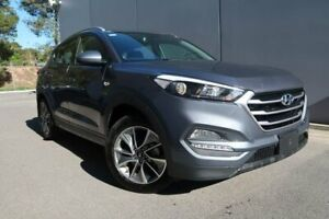 2018 Hyundai Tucson TL MY18 Active X 2WD Grey 6 Speed Sports Automatic Wagon Old Reynella Morphett Vale Area Preview