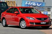 2010 Mazda 6 GH1051 MY09 Classic Red 6 Speed Manual Sedan Ferntree Gully Knox Area Preview