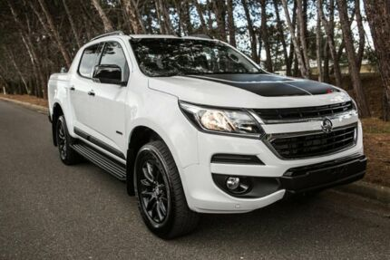 2018 Holden Colorado RG MY19 Z71 Pickup Crew Cab White 6 Speed Sports Automatic Utility Morphett Vale Morphett Vale Area Preview