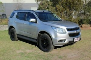 2014 Holden Colorado 7 RG MY14 LT Silver 6 Speed Sports Automatic Wagon Ormeau Gold Coast North Preview