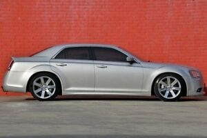 2012 Chrysler 300 SRT-8 Silver 5 Speed Sports Automatic Sedan Pakenham Cardinia Area Preview