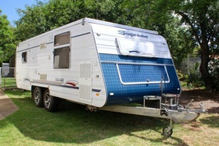 Pop Top Caravan Supreme 1800 Tourer Executive Ipswich Ipswich City Preview