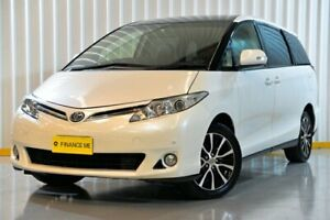 2015 Toyota Tarago GSR50R MY13 Ultima White 6 Speed Sports Automatic Wagon Hendra Brisbane North East Preview