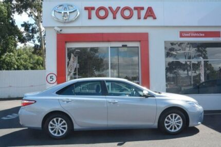 2016 Toyota Camry ASV50R Altise Ocean Mist 6 Speed Sports Automatic Sedan Upper Ferntree Gully Knox Area Preview