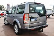 2012 Land Rover Discovery 4 Series 4 L319 MY13 TDV6 Grey 8 Speed Sports Automatic Wagon Bayswater Bayswater Area Preview