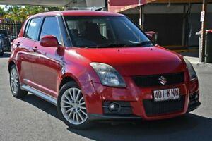 2007 Suzuki Swift RS416 Sport Red 5 Speed Manual Hatchback Nundah Brisbane North East Preview