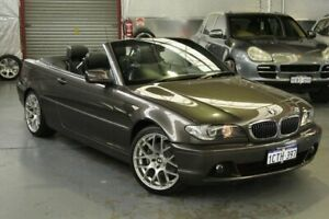 2005 BMW 3 Series E46 MY05 325Ci Steptronic High-line Havanna 5 Speed Sports Automatic Convertible Myaree Melville Area Preview