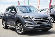 2017 Hyundai Tucson TL2 MY18 Active (FWD) Grey 6 Speed Automatic Wagon Wangara Wanneroo Area Preview