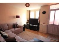 FANTASTIC 2 BED TERRACED HOUSE - BOTH BEDROOMS ARE DOUBLE! FULLY FURNISHED WITH LARGE REAR GARDEN