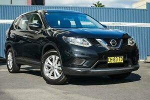 2016 Nissan X-Trail T32 ST X-tronic 2WD Black 7 Speed Constant Variable Wagon Tweed Heads Tweed Heads Area Preview