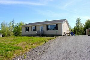 Great Starter Home - Close to Fredericton and Oromocto