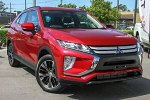 2018 Mitsubishi Eclipse Cross YA MY19 ES 2WD Red Diamond 8 Speed Constant Variable Wagon