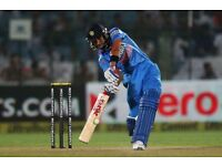 2 AMAZING VIEW GOLD TICKETS INDIA v SOUTH AFRICA CHAMPIONS TROPHY 11 JUNE