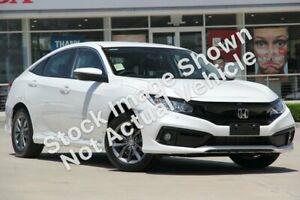 2019 Honda Civic 10th Gen MY19 VTi-S White 1 Speed Constant Variable Sedan Ravenhall Melton Area Preview