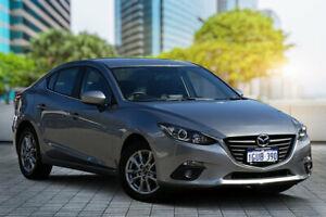 2015 Mazda 3 BM5278 Maxx SKYACTIV-Drive Silver 6 Speed Sports Automatic Sedan Bayswater Bayswater Area Preview