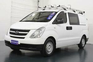 2012 Hyundai iLOAD TQ MY11 White 5 Speed Automatic Van Oakleigh Monash Area Preview