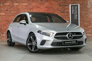 2019 Mercedes-Benz A-Class W177 A250 Silver Sports Automatic Dual Clutch Mulgrave Monash Area Preview