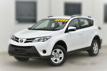 2014 Toyota RAV4 ASA44R MY14 GX AWD Glacier White 6 Speed Sports Automatic Wagon Pakenham Cardinia Area Preview