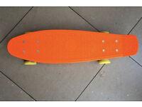 Penny board (orange)