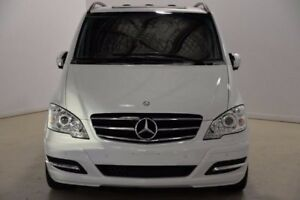 2013 Mercedes-Benz Viano 639 MY13 Grand Edition Avantgarde White 5 Speed Automatic Wagon