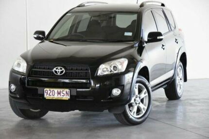 2009 Toyota RAV4 ACA33R MY09 Cruiser Black 4 Speed Automatic Wagon Robina Gold Coast South Preview