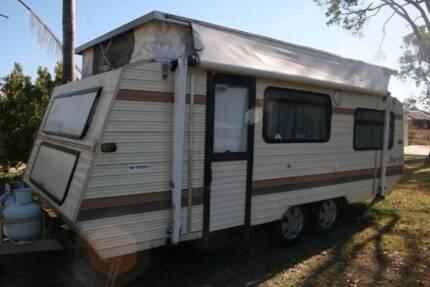 Jayco 1989 Series 90 Poptop caravan! Byford Serpentine Area Preview