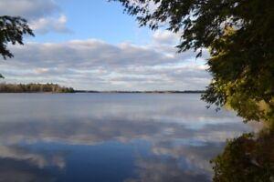 Bass Lake Waterfront Lot