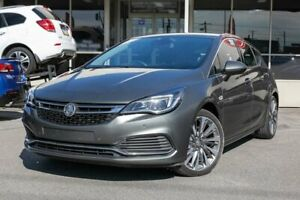 2018 Holden Astra BK MY18.5 RS-V Grey 6 Speed Sports Automatic Hatchback Dandenong Greater Dandenong Preview