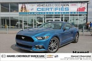 2017 Ford Mustang COUPE 2.3L ECOBOOST