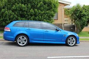 2010 Holden Commodore Wagon Seacliff Park Marion Area Preview