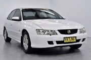 2003 Holden Commodore VY II Executive White 4 Speed Automatic Sedan Lansvale Liverpool Area Preview