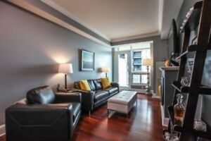2 Bed + Den/2 Bath Downtown Apt. Now Available, All-Included