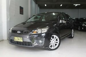 2010 Ford Focus LV Zetec Grey 4 Speed Sports Automatic Hatchback Castle Hill The Hills District Preview