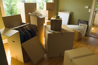 Moving Supplies Available!