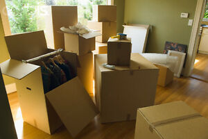 Moving Supplies Available! Stratford Kitchener Area image 1