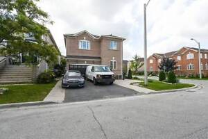 Detached Home W/ Spacious Bedrooms W/2 Master W/En-Suites