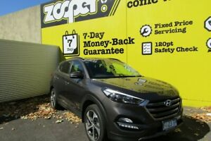 2017 Hyundai Tucson TLe MY17 Highlander D-CT AWD Arabica Brown 7 Speed Sports Automatic Dual Clutch Invermay Launceston Area Preview