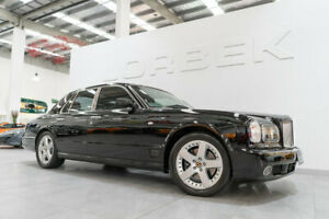 2003 Bentley Arnage T Beluga 4 Speed Automatic Sedan Port Melbourne Port Phillip Preview
