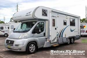 U3388 Jayco Optimum, Automatic, Slide Out, Very Low KM's ! Penrith Penrith Area Preview