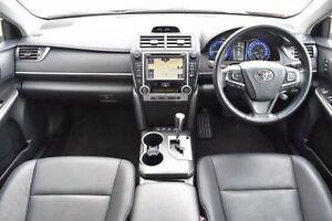 2016 Toyota Camry AVV50R Atara SL Red 1 Speed Constant Variable Sedan Hybrid Pakenham Cardinia Area Preview