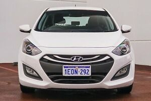 2014 Hyundai i30 GD2 MY14 Trophy White 6 Speed Manual Hatchback Maddington Gosnells Area Preview