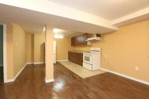 one bedroom basement Apt for rent in Ajax