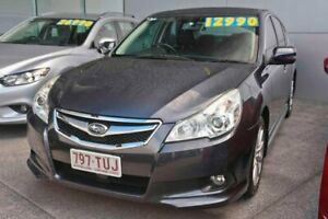 2011 Subaru Liberty B5 MY12 2.5i Lineartronic AWD Grey 6 Speed Constant Variable Sedan Capalaba Brisbane South East Preview