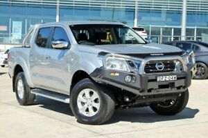 2015 Nissan Navara D23 ST Silver 6 Speed Manual Utility Castle Hill The Hills District Preview