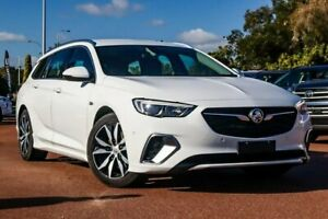2018 Holden Commodore ZB MY18 RS Sportwagon White 9 Speed Sports Automatic Wagon Cannington Canning Area Preview