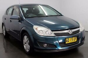 2007 Holden Astra AH CDX Blue Automatic Wagon Cabramatta Fairfield Area Preview